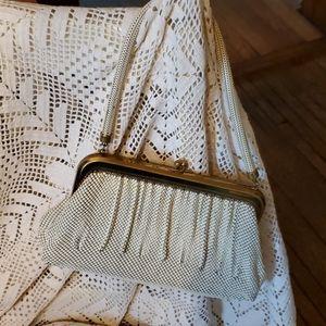 Whiting and Davis vintage mesh bag